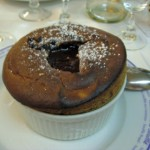 Le Souffle Chocolate