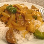 Curry & Basmati Rice