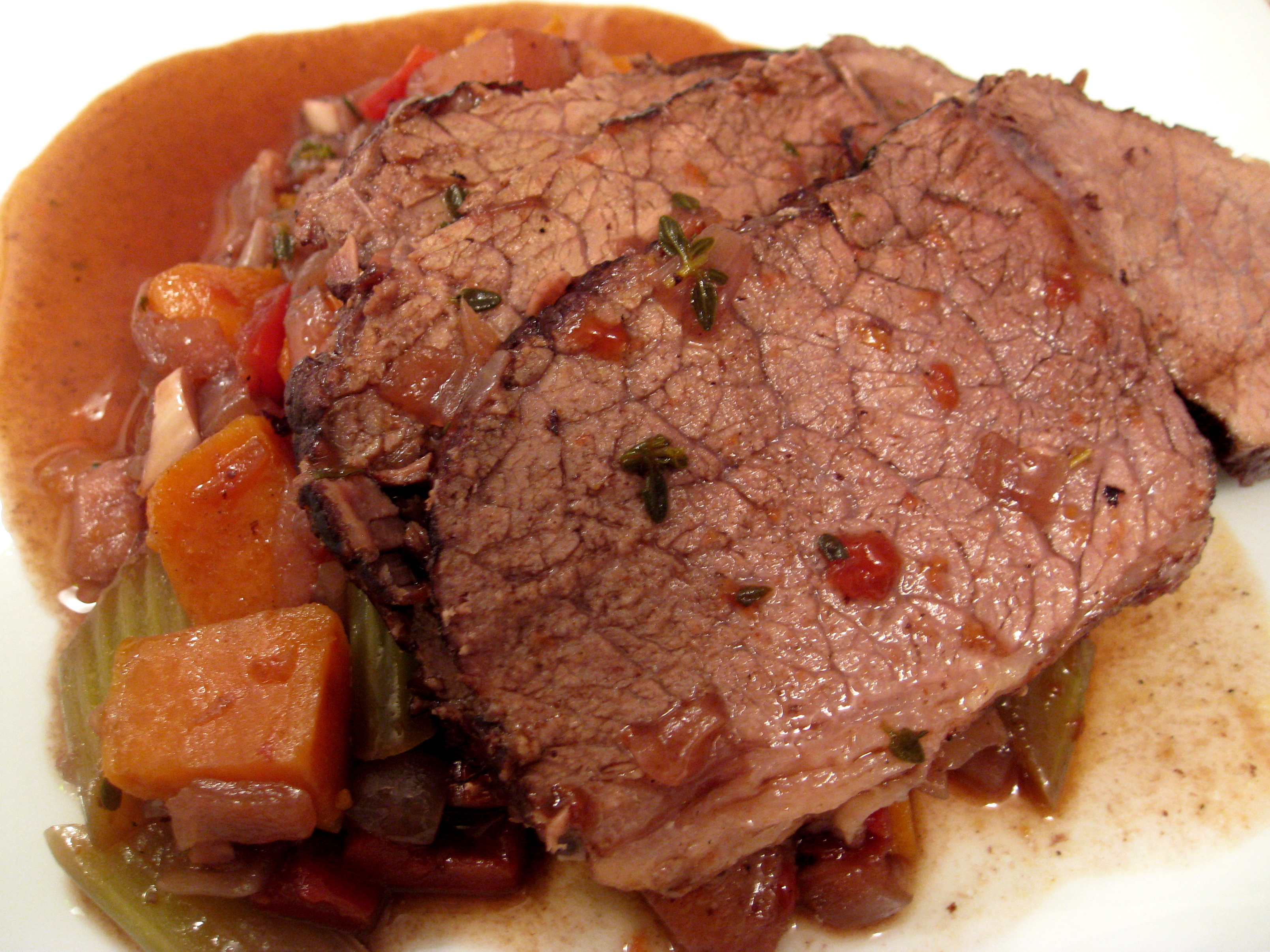 Pot Roast | Foodie Reflections