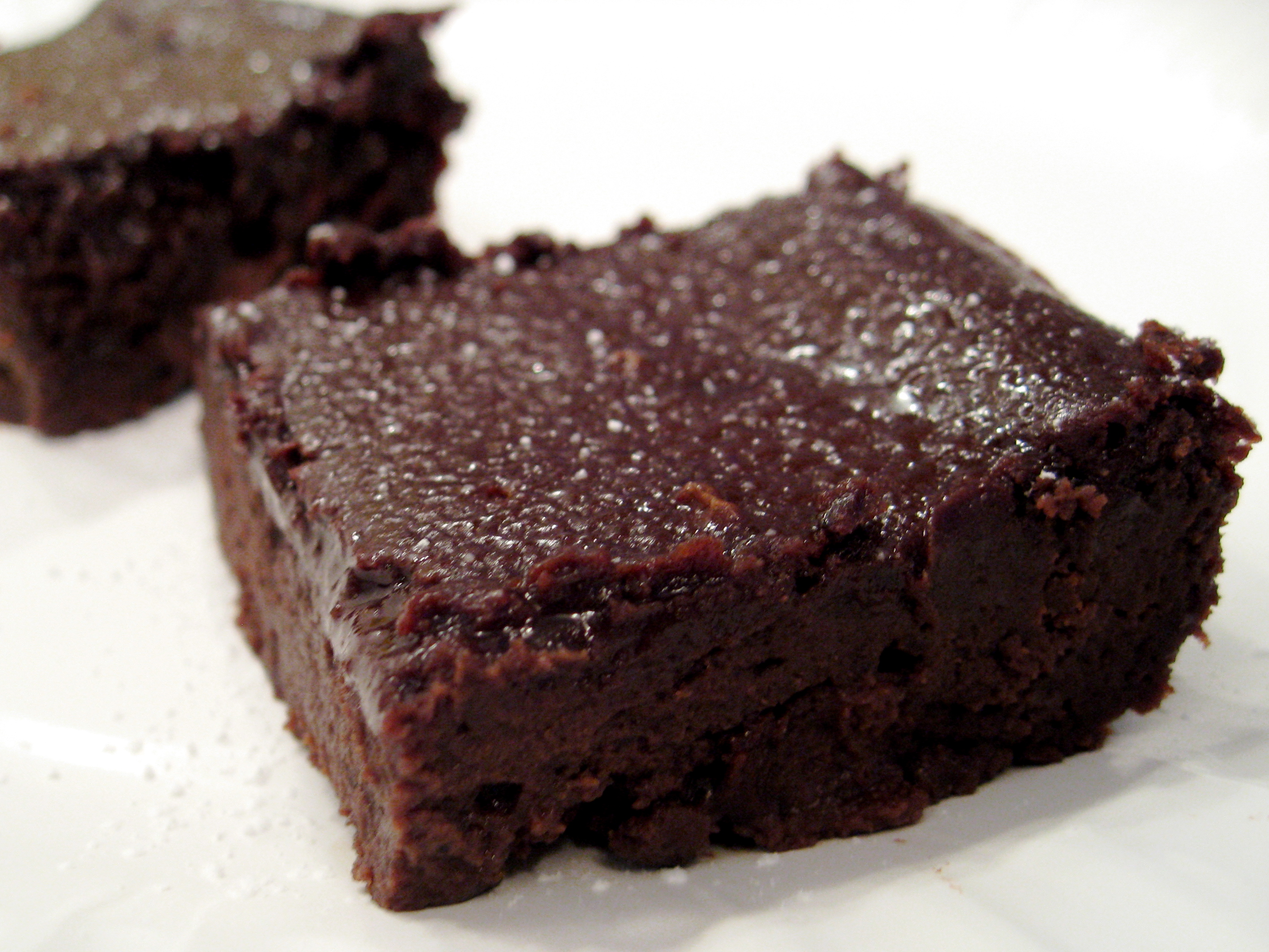 Black Bean Brownies, Welcome to My World! | Foodie Reflections