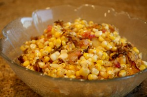 Caramelized Corn