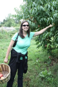 Marci at Fruit Orchard Farms