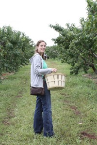 Jackie at Fruit Orchard Farms