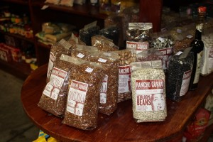Rancho Gordo Beans at Village Market