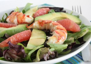 Champagne Lobster Salad