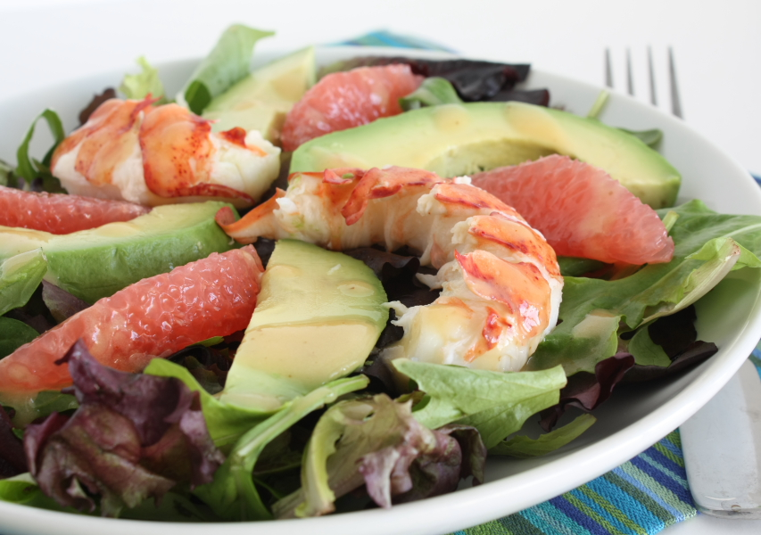 Lobsta Fest Part I: Champagne Lobster Salad | Foodie Reflections