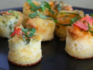Savory French Toast Bites
