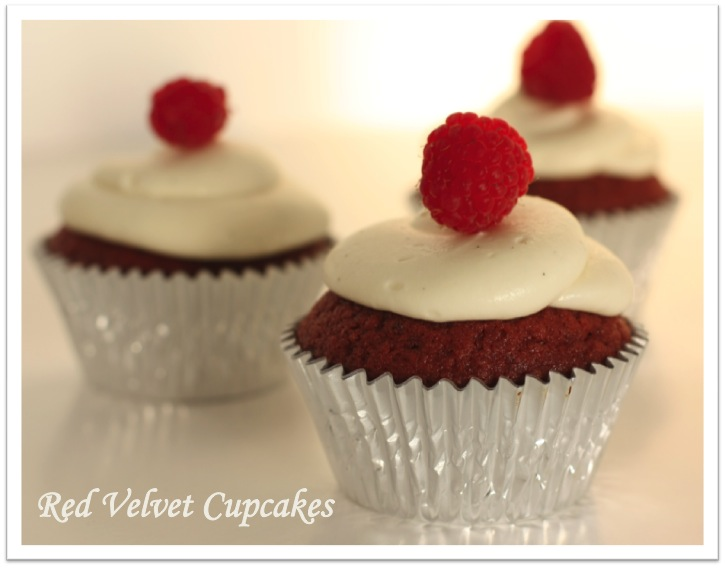 Red Velvet Cupcakes | Foodie Reflections